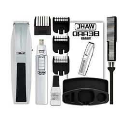 Wahl Mustache & Beard Battery-Operated Trimmer with a Bonus