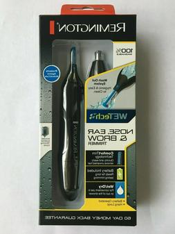 Remington NE3250B WETech 100% Waterproof Nose, Ear, Eyebrow