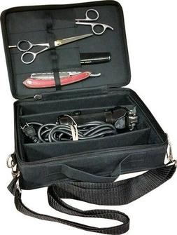 New Clippers Trimmer Shears Black CASE FOR Pro's Barber Hair
