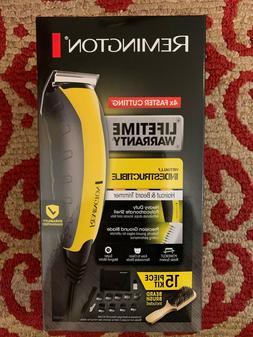 NEW Remington HC5855 Virtually Indestructible Clippers Hairc