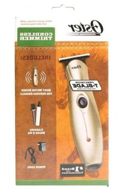 New Oster Professional Cordless Trimmer Whisper Quiet Horse