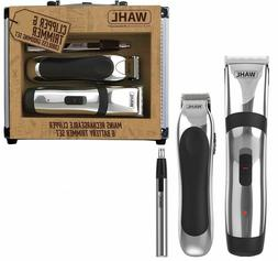 New Wahl Rechargeable Hair Clipper Beard Shave Trimmer&Nose/