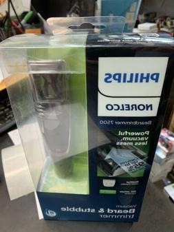 Philips Norelco Beard Trimmer Series 7500, BT7515/49 NEW