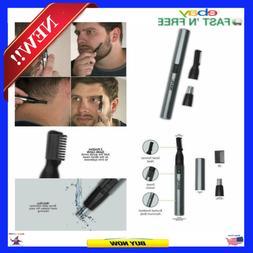 Wahl Nose Ear Trimmer Set brow Hair Groomer Lithium Micro mu