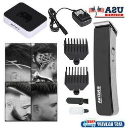 NOVA Pro Electric Hair Trimmer Clipper Men's Shaver Barber H