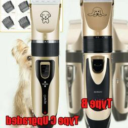 Pet Dog Cat Grooming Clipper Hair Trimmer Groomer Shaver Raz