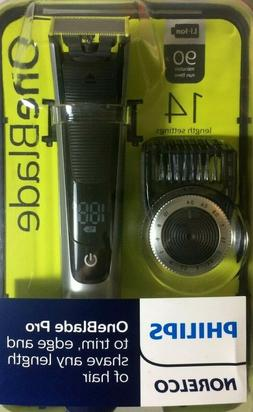 Philips OneBlade Pro QP6520/70 Trimmer Shaver 14-length Comb