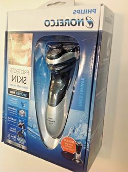 Phillips Norelco Men's Electric Razor Shaver Wet Dry 4400 AT