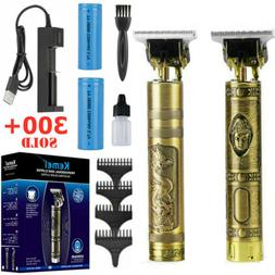 Hair Clippers Trimmer Coldress Electric T-Outliner Beard Sha