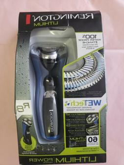 Remington PR1285A R8 Wet & Dry Rotary Shaver, Men's Electric