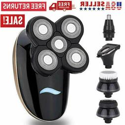 Premium 4D Electric Shaver Bald Original Quality  US FAST SH