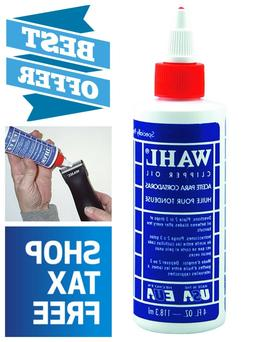 Wahl Professional Animal Clipper Maintenance Oil Increase Bl