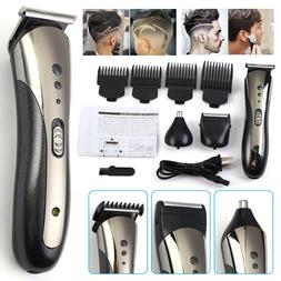 Professional Electric Men Pro Hair Clippers Beard Trimmer Co