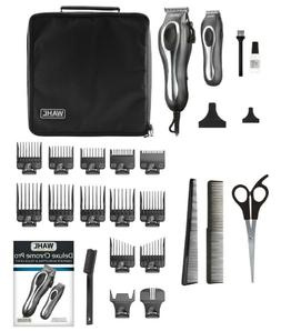 Professional Kit Wahl Clippers Men Trimmer Hair CUtting Tool