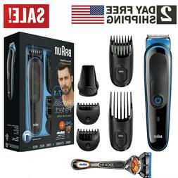 Professional Mens Hair Clippers Trimmers Cutting Machine Cor