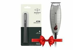Professional T-Outliner Beard/Hair Trimmer with T Blade Gray