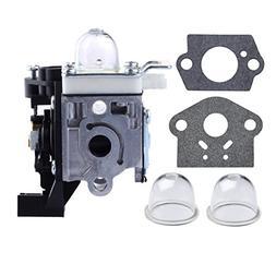 HIPA RB-K93 Carburetor with Gasket Primer Bulb for ECHO SRM2