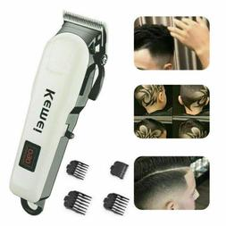 Rechargeable Electric Hair Clippers Men Kid Body Trimmers Cu