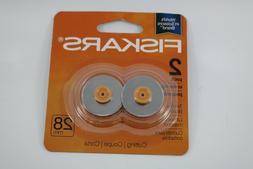 Fiskars 199070-1001 Rotary Cutting Blades, Style F, 28mm