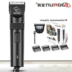 S1 professional Dog Electric Hair clippers and trimmers anim