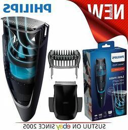 Philips Series 7000│Men's Beard & Stubble Vacuum Hair Trim