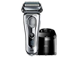 Braun Series 9-9095cc Wet and Dry Foil Shaver for Men with C