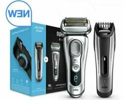 Braun Series 9 9350VS Electric Shaver with Charging Stand +