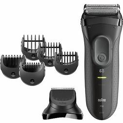 Braun Series 3 Shave & Style 3000BT 3-in-1 Electric Shaver R