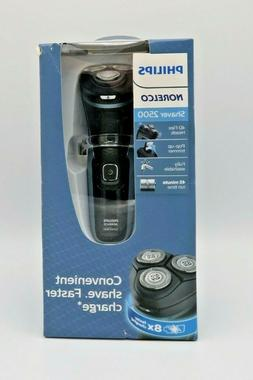 Philips Norelco Shaver 2500 4D Flex Heads, Pop-Up Trimmer, F
