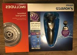 Philips Norelco Shaver 5200 & Precision Trimmer + Bonus Repl