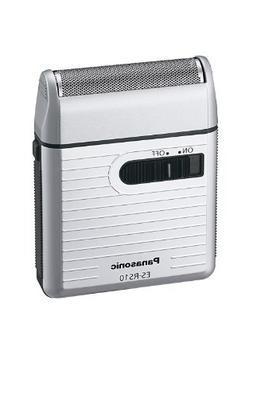 Panasonic Men's Shaver for Traveler ES-RS10-S Silver | DC3V