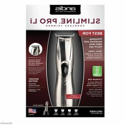 Andis SlimLine Pro Hair Trimmer Li-Ion Cord/Cordless #32400