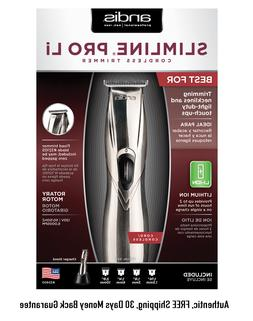NEW Andis Slimline Pro Li Cordless Lightweight Trimmer CL-32