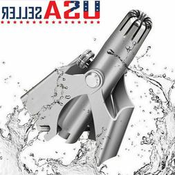 Stainless Steel Nose Shaving Hair Removal Clipper Trimmer Ma