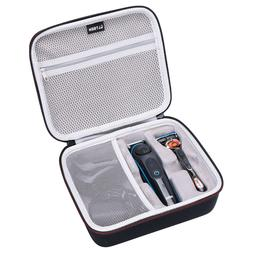 LTGEM Hard Case For Braun BT3040 Men's Ultimate Hair Clipper