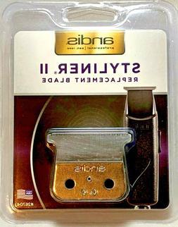 ANDIS STYLINER II,M3,CARBON STEEL  BLADE # 26704 UPC, 040102