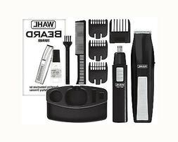 Wahl Hair Trimmer Clipper Groomer Battery Beard Mustache Ear