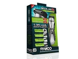 CONAIR TRIMMER MENS CRDLS 12PC GMT270GB