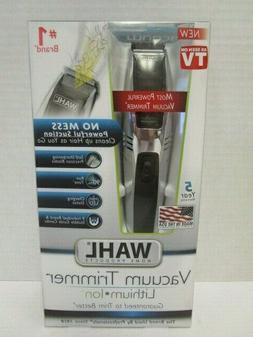 vacuum trimmer lithium ion 17 pieces model