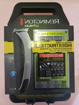 Remington Virtually Indestructible Cordless Haircut Kit, HC5