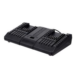 wa3875 20v 18v dual port battery charger