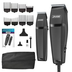 Wahl Combo Pro Styling Kit Barber Clipper Trimmer Haircut Pr