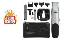 WAHL Groomsman Corded or Cordless Beard Trimmer for Men - Mo