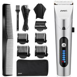 Waterproof Beard Trimmer Hair Clipper Set Trimming Cutting K