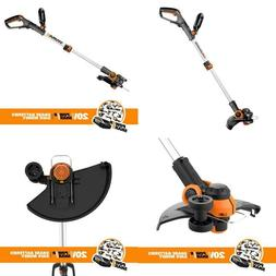 Worx Wg163.9 20V Cordless Grass Trimmer/Edger With Command F