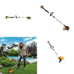 "Worx Wg184 40V  13"" Cordless Grass Trimmer/Edger With In-Lin"